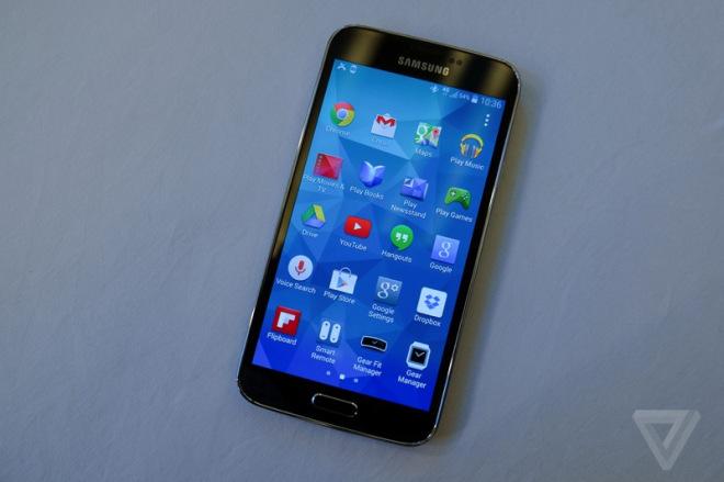 Samsung Galaxy S5 2014