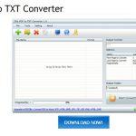 PDF to TXT Converter, Convertir archivos de PDF a txt