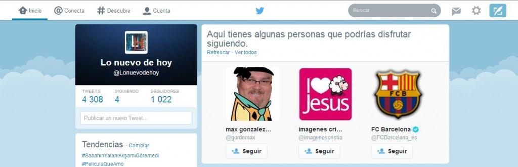 usar Twitter 2014