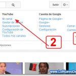 Convertir las suscripciones de Youtube en privado