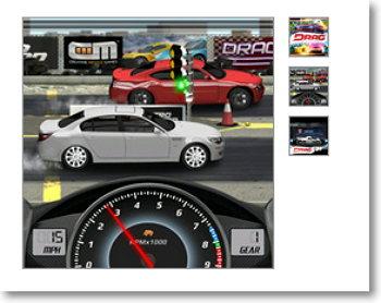 Drag Racing para Nokia