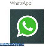 Descargar la ultima versión de WhatsApp para el Nokia Lumia
