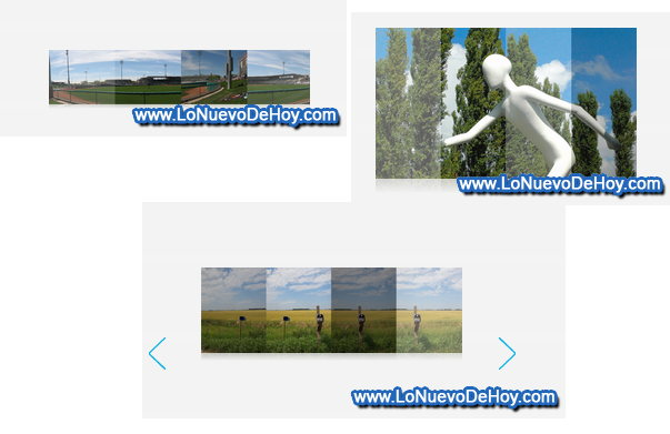 Fotos Panoramicas en Blackberry