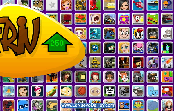 Juegos Friv Mas De 250 Juegos Online Gratis Lo Nuevo De Hoy