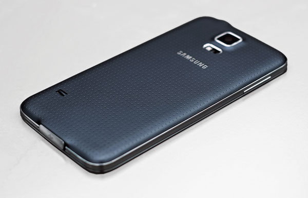 Smartphones Android (Samsung Galaxy S5)