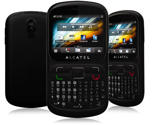 Alcatel y whatsapp