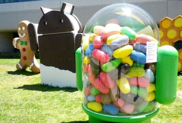 Android mas reciente