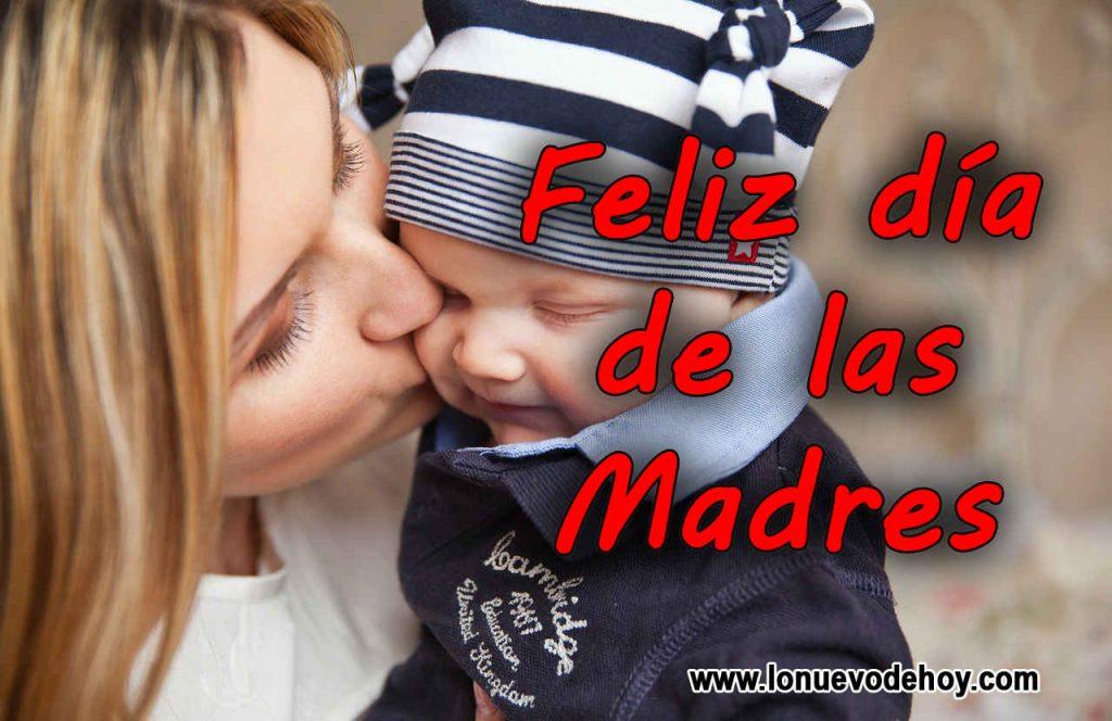 Imagen con Mensaje Feliz dia de las Madres 2014