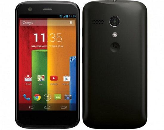 Motorola Moto E Cuando con Claro