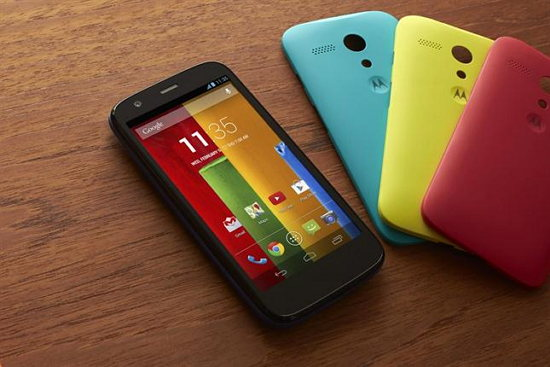 Motorola Moto G  con Claro