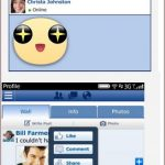 Facebook 2014 para Blackberry