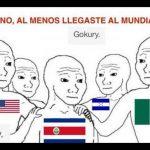 Meme del mundial Chistosos