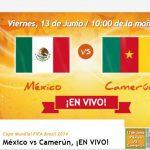 Ver los partidos de México en vivo del Mundial en Televisa