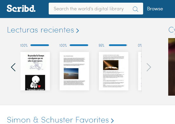 Subir PDF a intenet