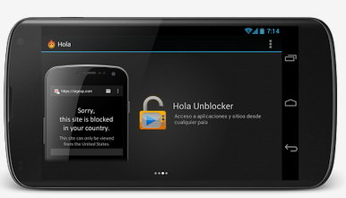 VPN gratis Android 2014