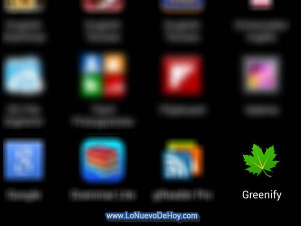 Aplicacion para ahorrar  bateria en Android