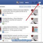 Borrar etiquetas en Facebook