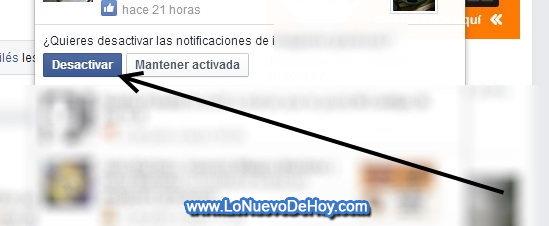 Desactivar invitaciones de juegos Facebook