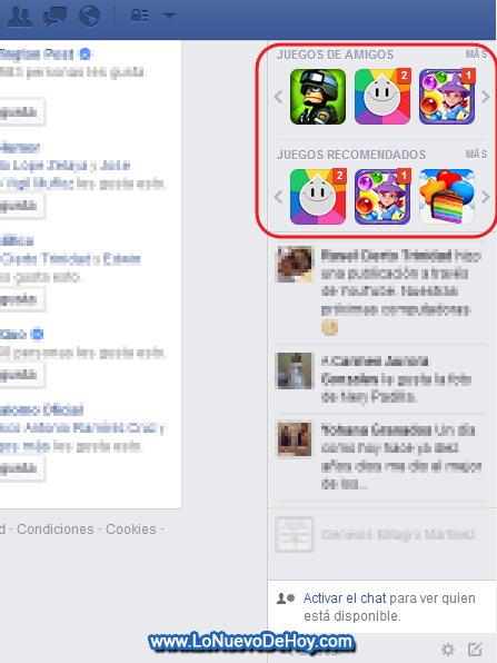 Trucos mas nuevo para Facebook