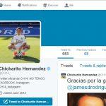 Chicharito twitter