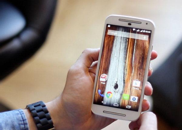 Nuevo Moto G Android