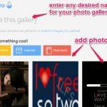photodrop – una opción mas para cargar imágenes públicamente