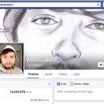 Pagina en Facebook de Wereverwero