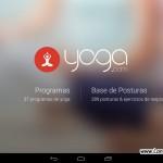 Apps de yoga para android