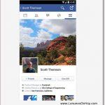 Entrar a dos cuentas de Facebook diferentes en Android