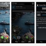 Apps para bajarle el brillo a la pantalla (Android)