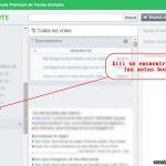Tip: Recuperar las notas borradas de Evernote