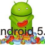 Razones para actualizar a Android 5 (lollipop)