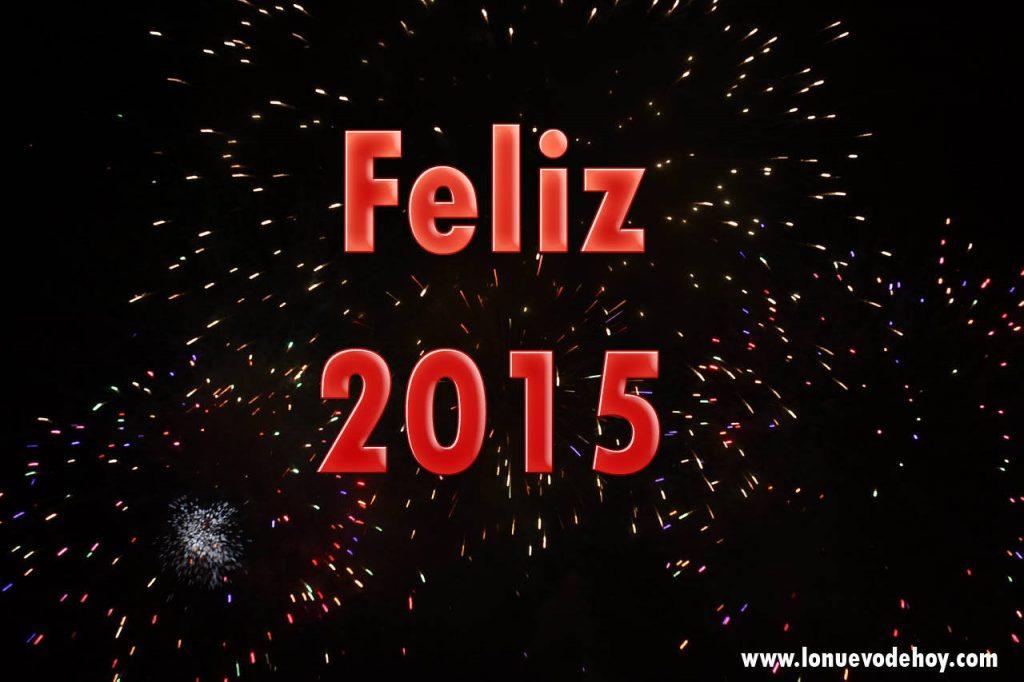 Feliz 2015 Imagenes