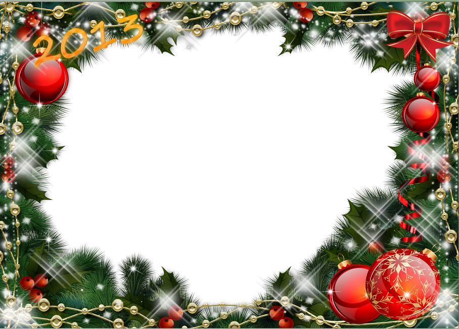 Tarjetas De Navidad Para Descargarimágenes Para Descargar: Marcos Para Fotos: Marcos Para Foto Gratis De Navidad