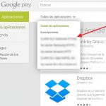 Cómo cambiarle el nombre a tu Android en La Play Store