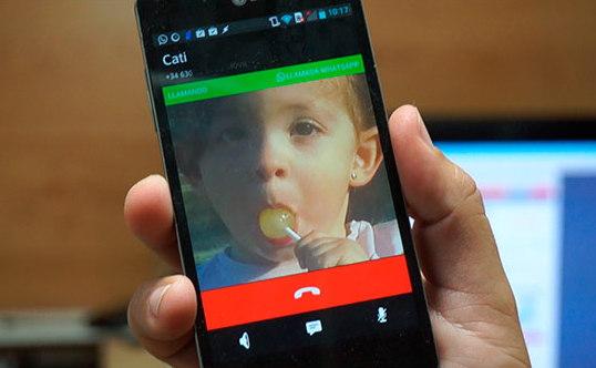 Whatsapp llamadas