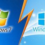 ¿Cual es el mejor: Windows 7 o Windows 8?