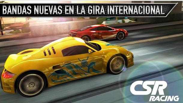 CSR Racing gratis APK