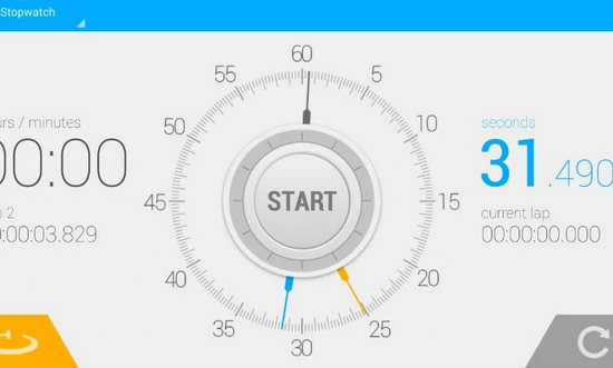 Cronometros para Android