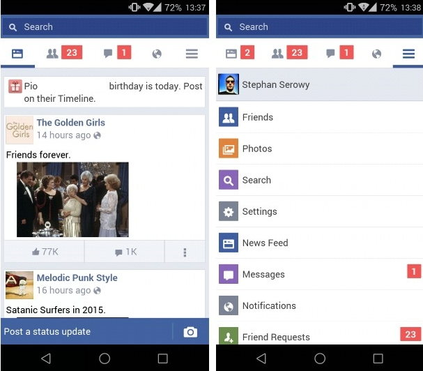 Facebook lite descargar