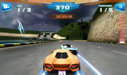 Juegos de carreras para android Gratis
