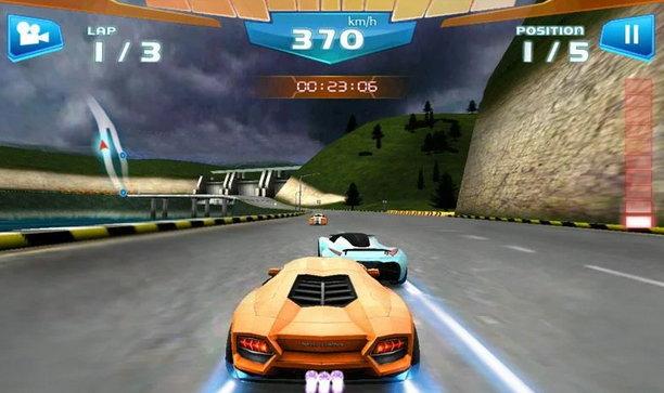 Juegos de carreras para android