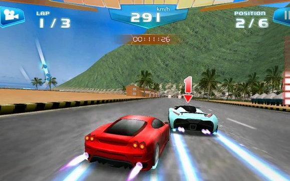Juegos de carros para Android