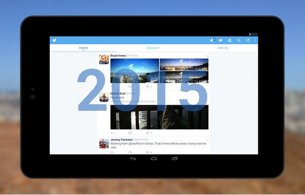 Descargar twitter 2015