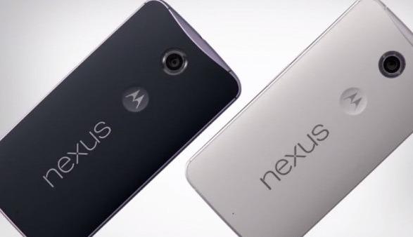 google nexus 6 con carga rapida