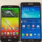 ¿Cuál es la mejor marca de smartphones Android?