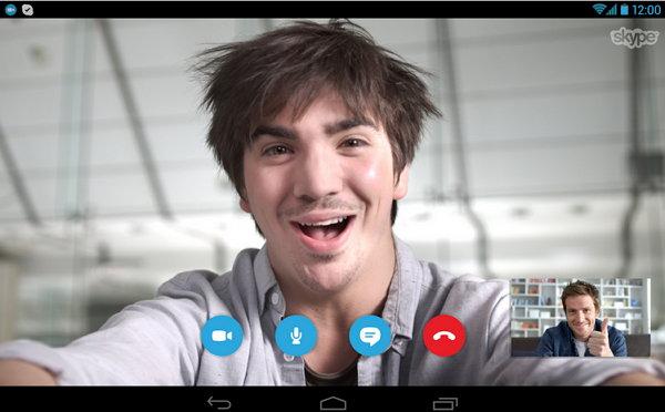 Skype para Samsung Galaxy