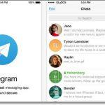 Descargar Telegram para iPhone
