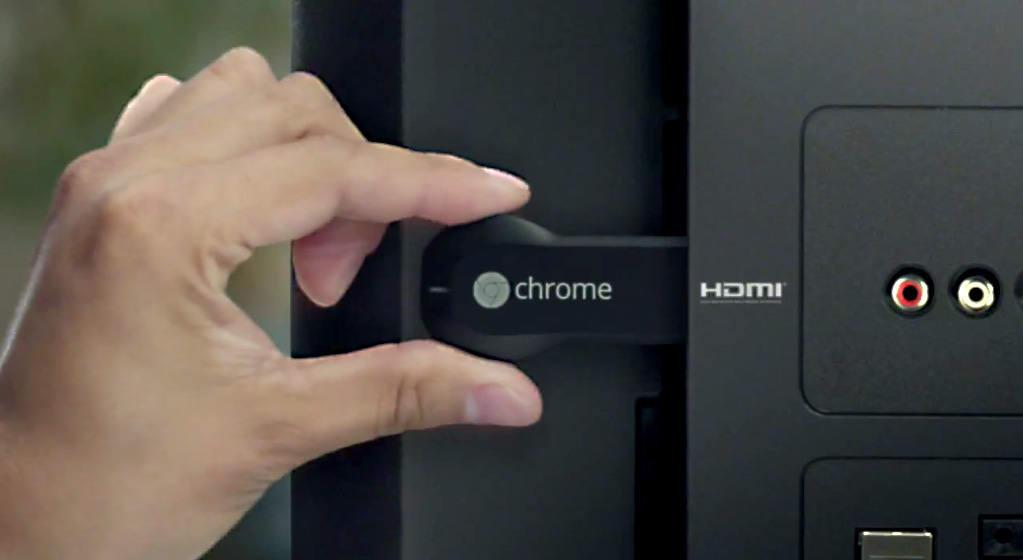 Chromecast problemas