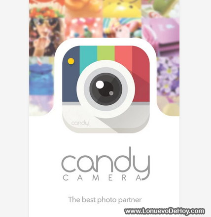 Apps para tomar selfies Android APK